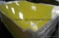 Cast Acrylic Plate  (Clear/Colorful/Frosted)