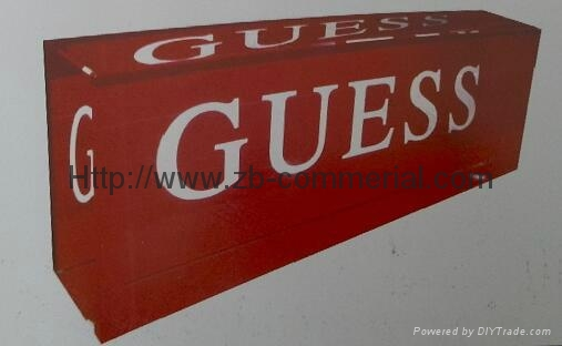 Acrylic Sheet Acrylic Plate for Advertising Sign & Lamp Box 4