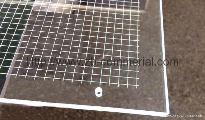 Acrylic Plate Acrylic Light Guide Plate Acrylic Diffuser Plate 1