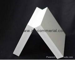 White PVC Board Foamed P
