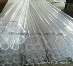 White Acrylic Tube Acrylic Cylinder Pmma Cylinder Acrylic Pipe
