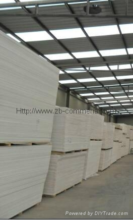 PVC Foam Board with Outstanding Electrical Insulation Performances 1