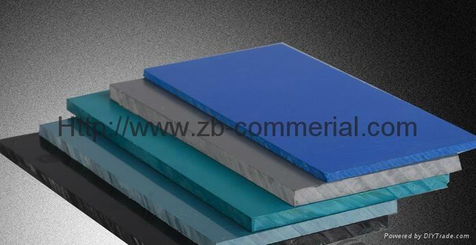 Rigid PVC Board for Industrial Use 1
