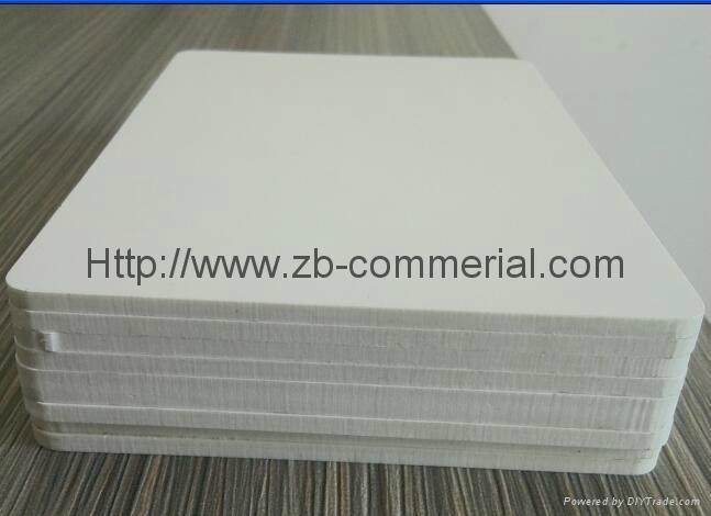 PVC Foam Sheet (free info printing on PE film) 1