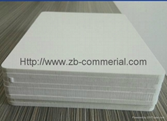PVC Foam Sheet (free info printing on PE film) (Hot Product - 1*)