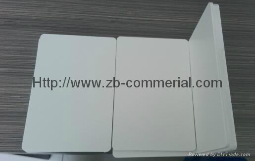 PVC Foam Sheet (free info printing on PE film) 5