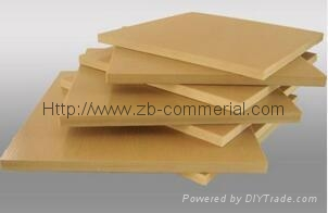 UV-resistant Grey PVC Rigid Board 1