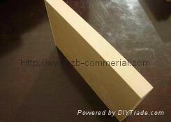 UV-resistant Grey PVC Rigid Board 2