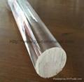 Acrylic Bubble Rod PMMA Bubble Rod Clear Acrylic Rod 4
