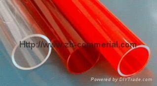Extruded Acrylic Tube  1