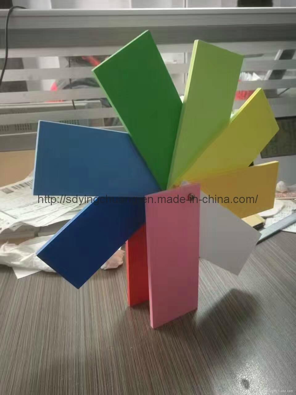 PVC Foamex Sheet PVC Foam Sheet 1220*2440*3/5/10mm  4