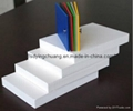 PVC foam sheet used for indoor/outdoor