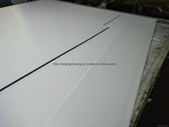Expanded PVC Plates PVC