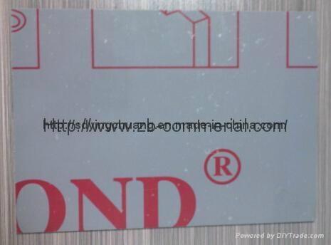 Grey PVC Rigid Board 4