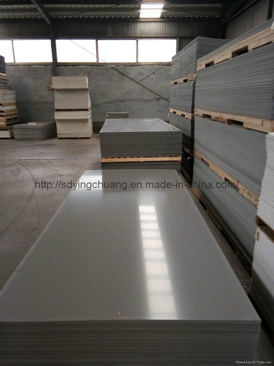 Rigid PVC plastic sheet  Rigid PVC Board  2