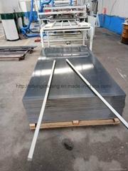 White Rigid PVC Board fr