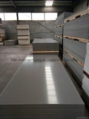 GREY PVC PLATE ENGINEERING PVC BOARD RIGID PVC