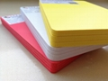 PVC Free Foam Board PVC Forex Sheet PVC Free Foam 1220*2440*1-12mm