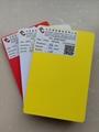 Colored PVC Foam Sheet 3mm