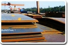 Q235C普板钢板卷板