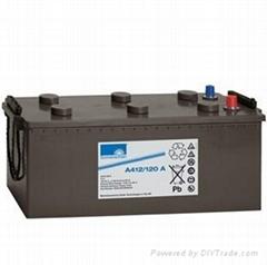 德国阳光蓄电池12V120AH