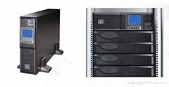 艾默生iTrust Adapt UHA1R-0100L机架式UPS电源