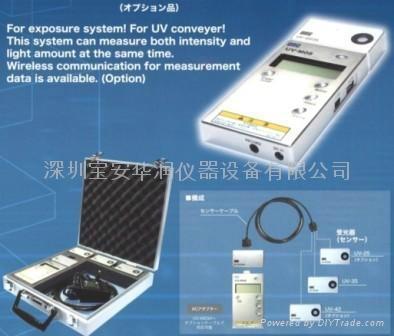 日本ORC UV-M08紫外線光量計 1