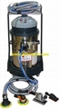 Coating environmental protection grinding machine