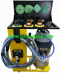 碳纖維吸塵打磨機