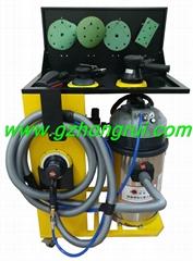 Japanner grinding equipment