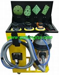 自動除塵碳纖維制品打磨拋光機