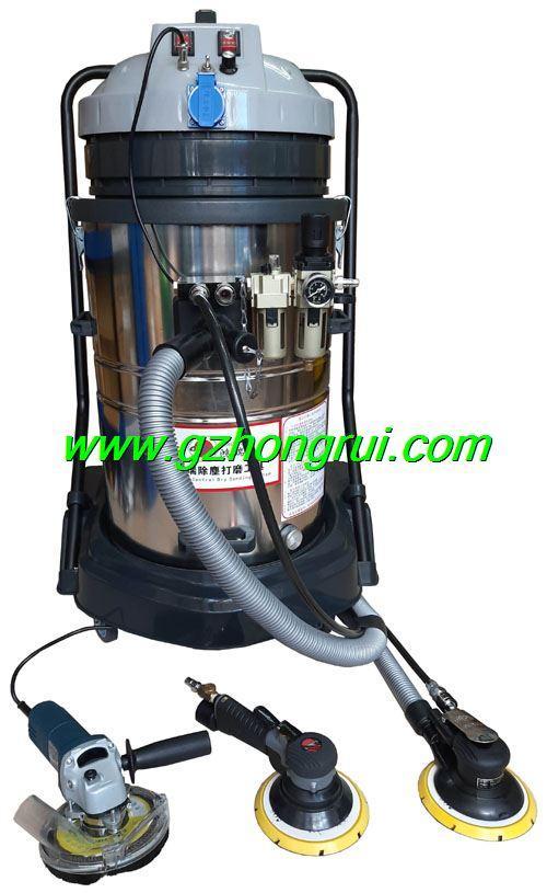 玻璃鋼自動除塵打磨機 1