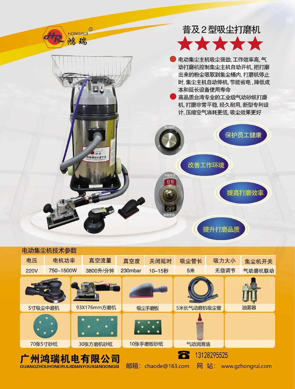 Automotive coating sanding equipment  2
