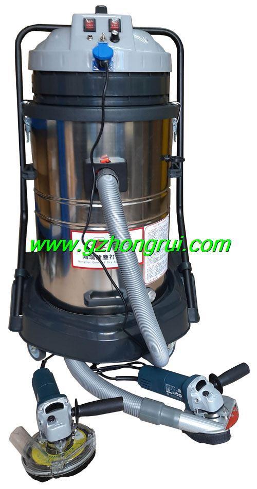 電動磨光機打磨切割除塵設備 1