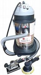 Automotive coating sanding equipment