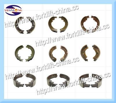Forklift parts Brake Shoe 1