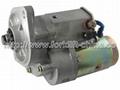 Forklift Parts C240 Starter Motor