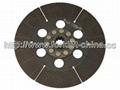 Toyota Forklift 2J 3FD15 Clutch Disc  5