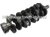 forklift parts 2Z crankshaft