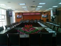高清远程视频会议室