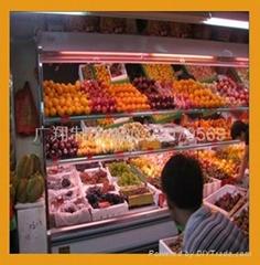 水果保鮮冷藏風幕櫃