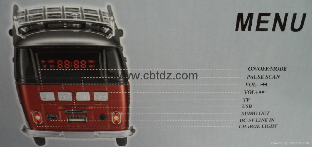 crystal car speaker ws 267 instruction manual