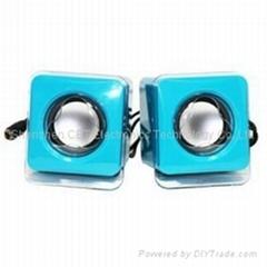 mini stereo speaker for