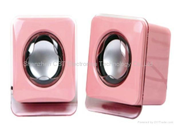 USB接口音箱 3