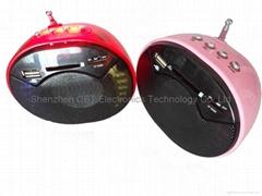 LED digital MP3 mini spe
