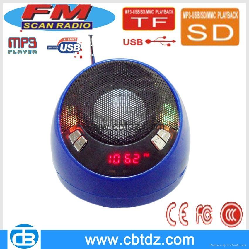 熱銷汽車車模音箱 3