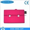 cassette shape USB Flash drive