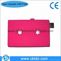 cassette shape USB Flash