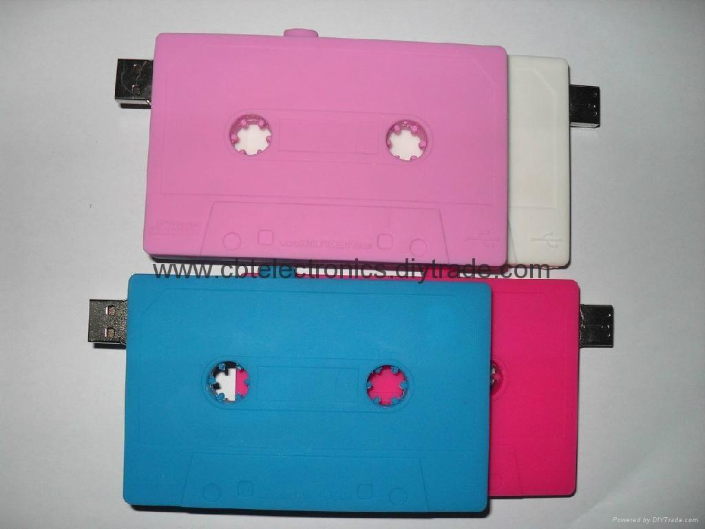 磁帶U盤 3