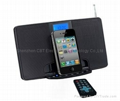 hot sale ihome ipod/ipho